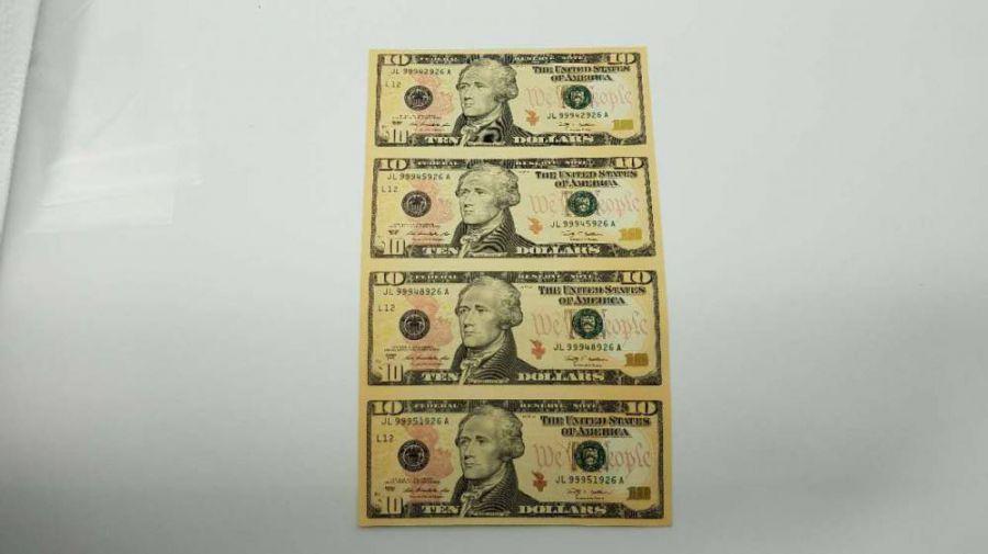 10美元 四连体,人民币收藏,中国钱币收藏网,钱币商城